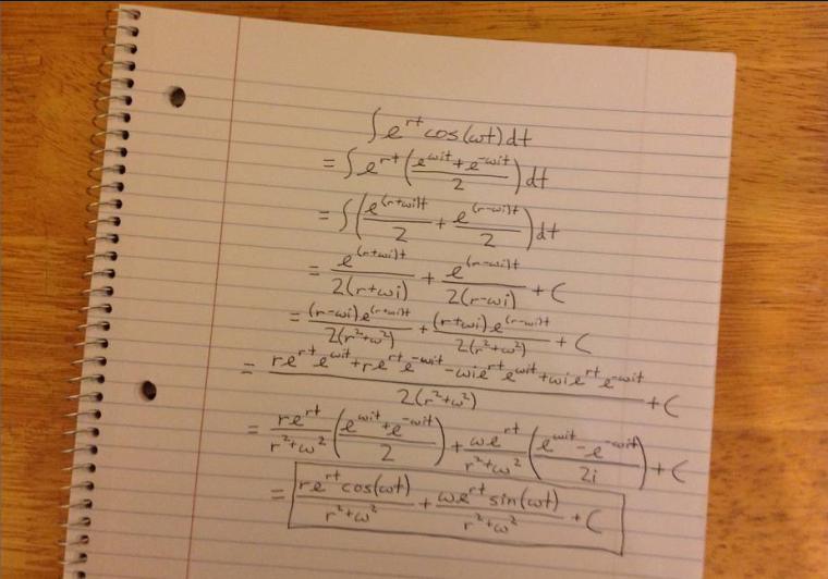 complexexponentials